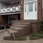 Railings - Before