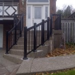 Railings - After