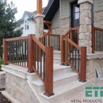 Aluminum Railings - ETP Wood